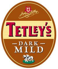 Guest ale - Tetley Dark Mild